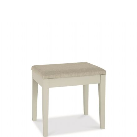 Ashby Cotton Painted Stool